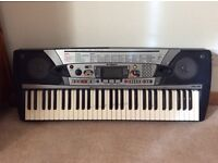 Yamaha PSR- 280 electronic keyboard