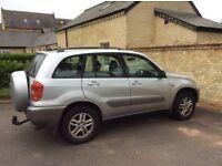 RAV 4 Silver for quick sale - owner emigrating