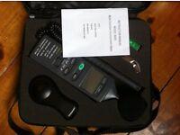 4 in 1 Environmental Test Meter