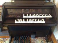 Kawai KL3 organ