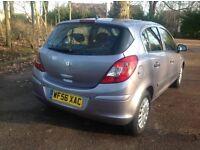 Vauxhall Corsa life 998cc 5dr Manual petrol