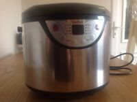 Tefal 8 in 1 Multi Cooker - Used Once - As New