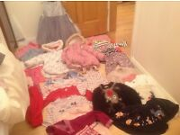 Bundle of girls clothes age 2 - 3 years over 20 items