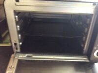 Countertop oven grill