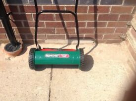 Qualcast Panther 380 manual lawn mower