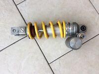 Yamaha r6 rear shock 2009