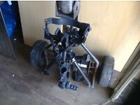 Golf trolley electric,£45.00