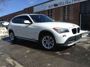 2012 BMW X1 28i | LEATHER | PANO SUNROOF | COMFORT ACCESS