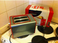 Selling toaster, almost new