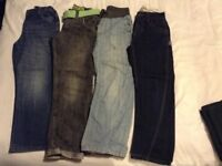 Jeans bundle 7-9 yrs