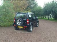 Suzuki Jimny 1.3 petrol automatic 2013. Excellent condition. Under 1200 miles. £9750 ono