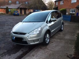 Ford S max Zetec, 2.0 Auto for sale - £5295 OVNO