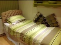 Single bedroom in lovely shared house, close to town centre, buses and trains, friendly home ,