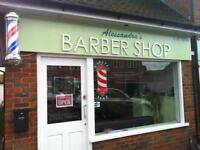 Full time barber wanted