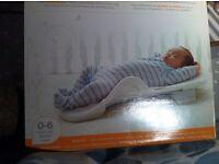 Back to Sleep positioner