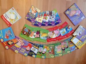Various childrens kids books busy books and early readers phonics books in great condition