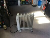 Delongi oil heater