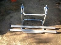 Hymer two bicycle rack