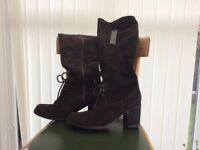 M&S knee high boots - size 8 - New with tags
