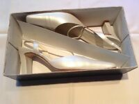 Ladies Carmen Poveda wedding shoes