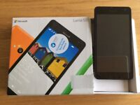 Mobile Phone.....Nokia Lumia 535......boxed in excellent condition.Made by Microsoft