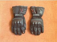 Richa Arctic motorbike gloves 3XL