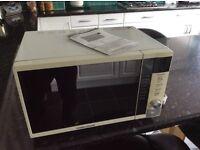 Microwave vgc