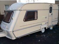 Jubilee rallyman 2 berth caravan