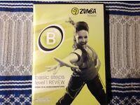 Zumba fitness 3 DVDs 1 CD