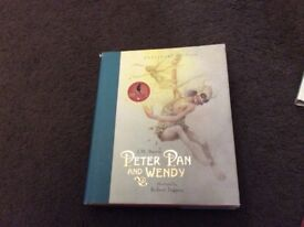 Peter Pan and Wendy , centenary edition