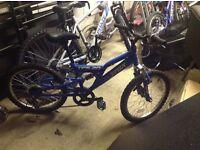 "Boys Trax bike 20"""