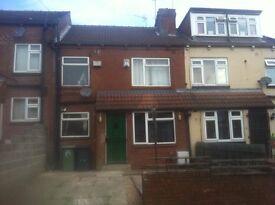 Refurbished 1 Bedroom Terrace House - Furnished in LS12 (admin fee £20)