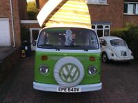 Volkswagen Devon Moonraker type 2 1979 Campervan