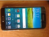 16gb Locked with EE. Black Galaxy S5, £150 ono. Reset back to factory settings.