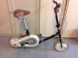Panasonic folding bike. PWS