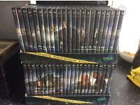 CSI Las Vegas boxsets dvds