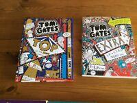 Kids books - Minecraft, Horrid Henry, Tom Gates
