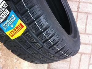 $599(TAX-IN) – NEW 225/55/R17 Pirelli SottoZero Snows- Infiniti Q50/ G37/ Forester/ Legacy/ XV/ Malibu/ BMW X1/ Mazda6