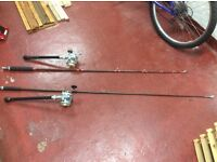 X2 fishing rods for sale