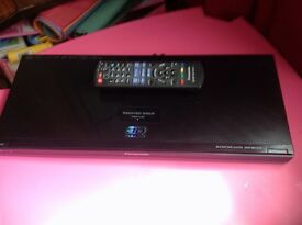 Panasonic 3D Blu ray player
