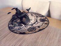 Women's sinamay hat