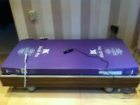 two 3ft Bakare bellow electric bed