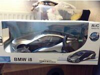 Remote control BMW i8