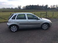 Vauxhall Corsa Sxi 1.2, Silver, 4 Door, MOT till March