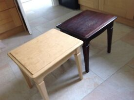 Stag Minstral tables x 2