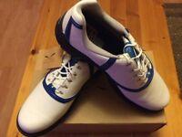 Hi Tec Gents Golf Shoes,NEW in box, U.K. 11