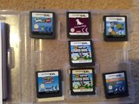 NINTENDO DS LITE - with 11 games