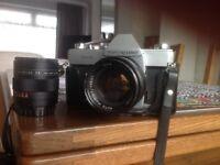 Mamiya/sekor SLR camera, 1000DTL