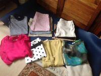Bundles women clothes size 10