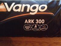 Vango Ark 300 Black and Green